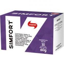 Simfort Probióticos em Pó 30 sachês Vitafor