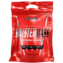 Sinister Mass Chocolate 3kg Integralmedica