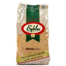 Trigo Grosso Branco 1Kg Byblos