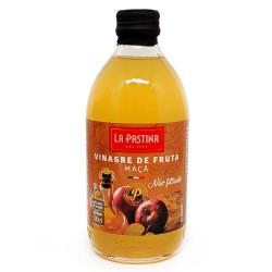 Vinagre de Maçã Italiano Não Filtrado 500ml La Pastina